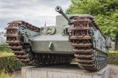 De tank Stock Afbeelding