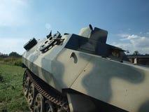 De tank Royalty-vrije Stock Afbeeldingen