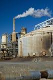 De Tank en de Pijpen van de energie Stock Foto