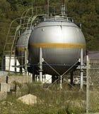 De tank van de industrie Royalty-vrije Stock Afbeeldingen