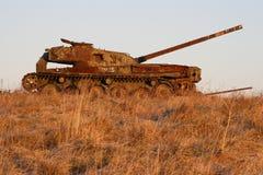 De tank van de leider Stock Foto's