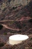 De Tank van de opslag stock afbeelding