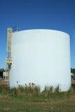 De Tank van de Opslag van de brandstof stock fotografie