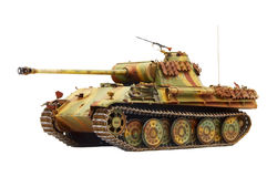 De tank van de panter Royalty-vrije Stock Foto