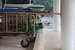 De Tank van de rolstoelzuurstof Stock Afbeelding