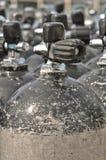 De Tank van de scuba-uitrusting Stock Afbeelding