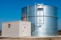 De tank van de sproeier Royalty-vrije Stock Afbeeldingen