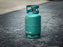 De Tank van gaslpg Stock Afbeeldingen