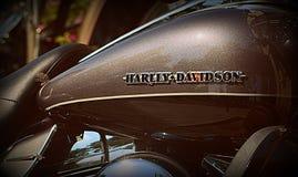 De tank van Harley Davidson uel Royalty-vrije Stock Foto