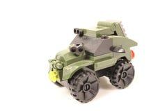 De Tank van het stuk speelgoed. Royalty-vrije Stock Fotografie