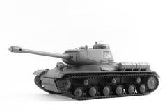 De tank van het stuk speelgoed Stock Foto's