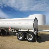 De tanker van de brandstof Stock Foto