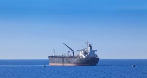De Tanker van het gas Royalty-vrije Stock Fotografie