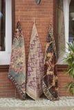 De tapijten van Turkije, Istanboel Stock Afbeeldingen