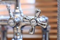 De tapkraan van het water Royalty-vrije Stock Afbeeldingen