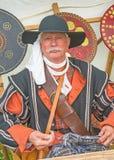 De Targemaker toont bij Fort George aan Stock Afbeelding