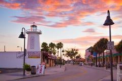 De tarpoenlentes Florida stock foto's