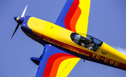 2de TATCA-Luchtfestival Stock Afbeelding