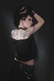 De tatoegering is mijn stijl Stock Afbeelding