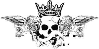 De tatoegering tshirt4 van het Gryphonwapenschild Royalty-vrije Stock Foto's