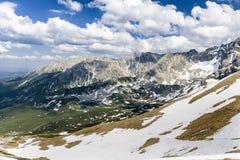 De Tatra bergen Royaltyfria Bilder