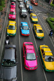 De taxi van Bangkok Royalty-vrije Stock Afbeelding