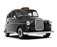 De taxi van Londen Stock Foto