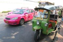 De Taxi van Thailand Stock Fotografie