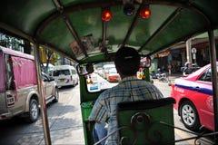 De taxi van Tuk tuk Stock Afbeeldingen