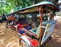 De taxi van Tuk tuk Royalty-vrije Stock Afbeelding