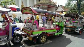 De taxi van Tuk tuk Royalty-vrije Stock Foto