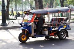 De taxi van TUK TUK Thailand Stock Foto's