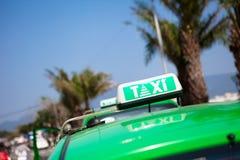 De taxi van Vietnam Stock Foto's