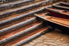 De Taxis van het water Stock Afbeelding