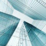 De techniek van de architectuur Royalty-vrije Stock Foto's