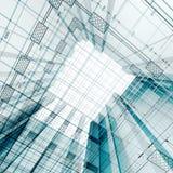De techniek van de architectuur Stock Foto's