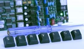 De technische Dienst Stock Foto's