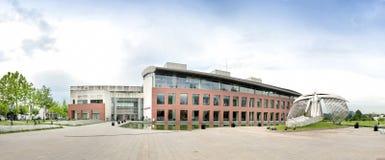 De Technische Universitaire Bibliotheek van Istanboel, Istanboel, Turkije Royalty-vrije Stock Afbeeldingen