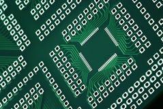 De technologie van de microschakeling Stock Foto's