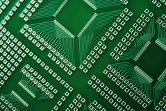 De technologie van de microschakeling Royalty-vrije Stock Afbeeldingen
