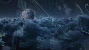 De technologie van de wereldkaart