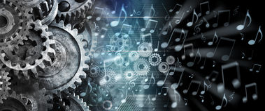 De Technologieachtergrond van muziekradertjes