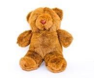 De teddybeer van het stuk speelgoed Stock Foto