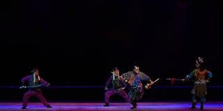 " de teenager†de Pékin Opera""Yue des général-enfants de Pratia Images libres de droits"