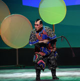 " de teenager†de Pékin Opera""Yue des petits niutong-enfants Général Image libre de droits"