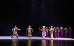 """ de teenager†de Pékin Opera""""Yue des résultat-enfants paisibles Photo libre de droits"""