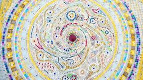 De tegel van de mozaïekkunst Stock Foto
