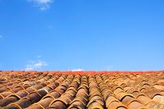 De tegel van het dak Royalty-vrije Stock Foto