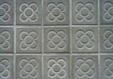 De Tegels van Barcelona Stock Afbeeldingen