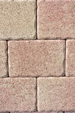 De tegels van de steen Stock Afbeeldingen